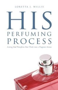 His perfuming process book cover image
