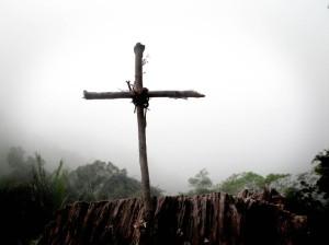 Power of Endurance-the-wooden-cross-John Ng